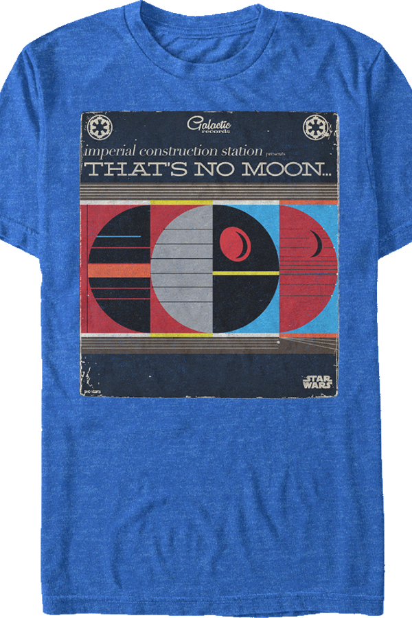 That's No Moon Star Wars T-Shirt