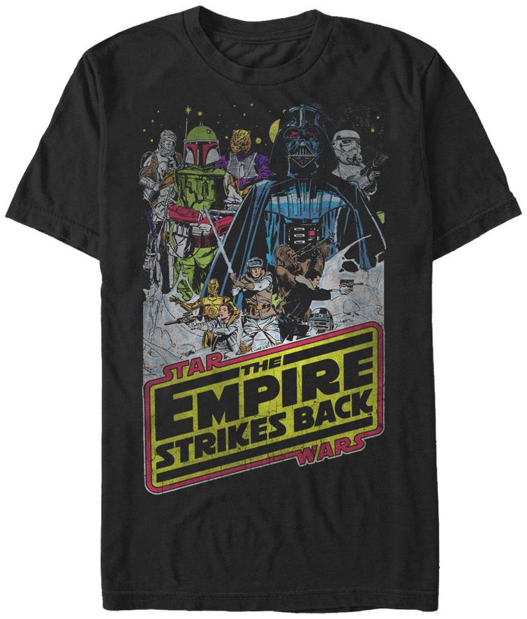 Star Wars Vintage Hoth T-Shirt