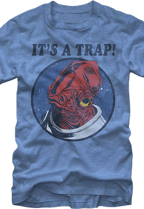 It's A Trap Star Wars T-Shirt