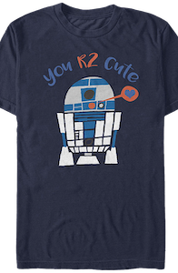 You R2 Cute Star Wars T-Shirt