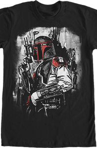 Boba Fett Star Wars T-Shirt