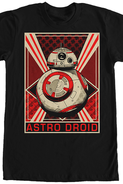 BB-8 Astro Droid Star Wars T-Shirt