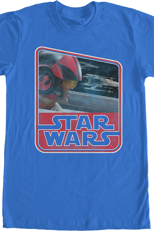 X-Wing Pilot Star Wars T-Shirt
