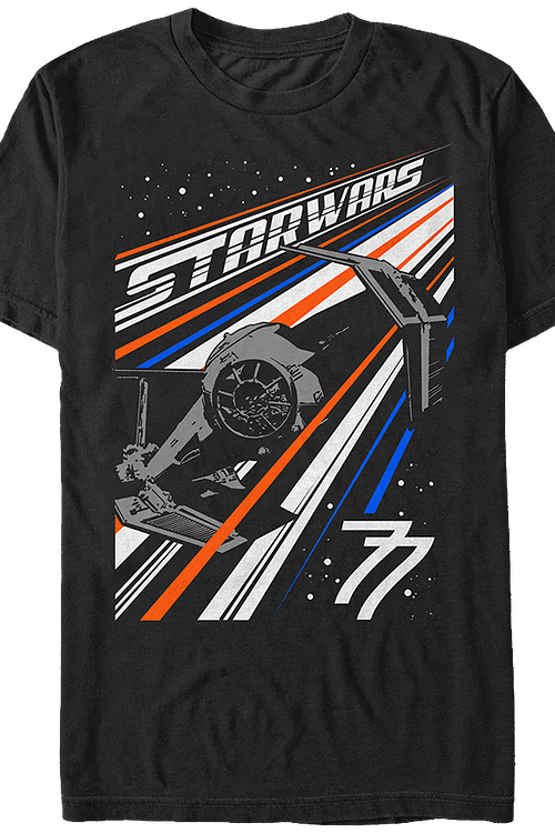 TIE Fighter 77 Star Wars T-Shirt