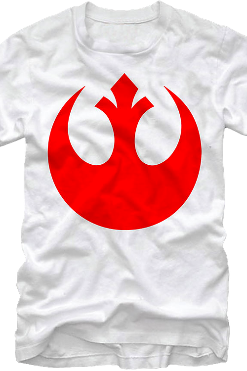 Rebel Alliance Logo Star Wars T-Shirt