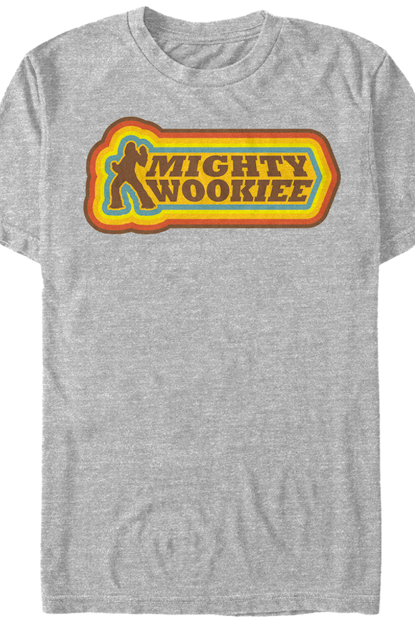Mighty Wookiee Star Wars T-Shirt