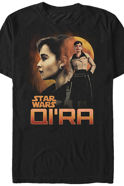 Qi'ra Solo Star Wars T-Shirt