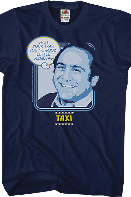 Shut Your Trap Taxi T-Shirt