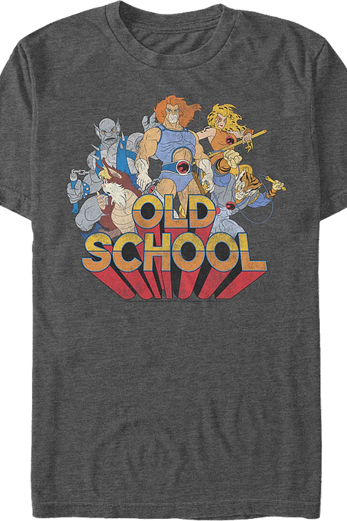Old School ThunderCats T-Shirt