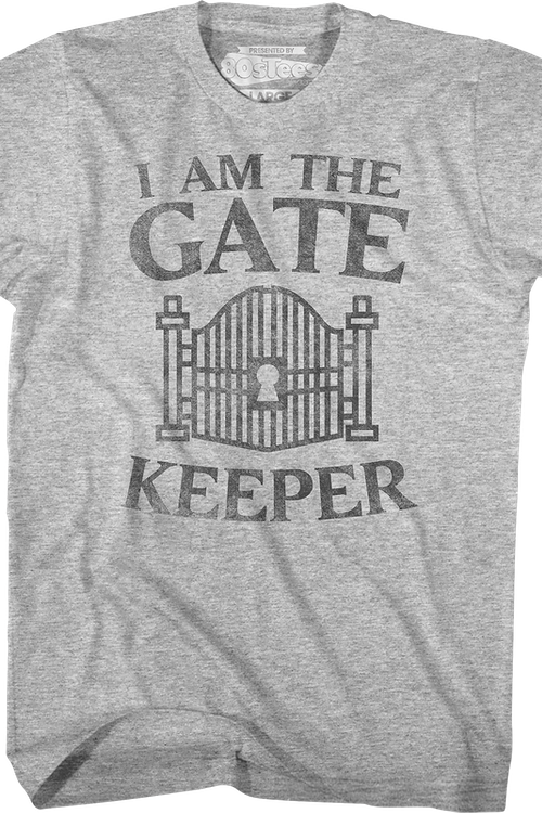 I Am The Gatekeeper Ghostbusters T-Shirt