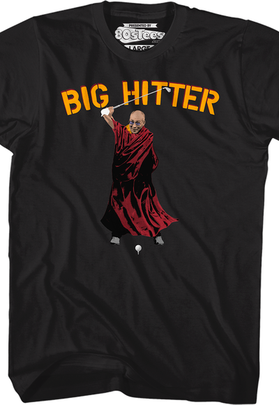 4a4bbcf6f47866 Big Hitter The Lama Caddyshack T-Shirt