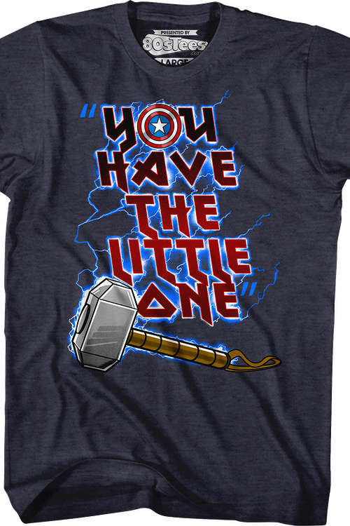 You Have The Little One Avengers Endgame T-Shirt