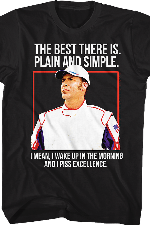 The Best There Is Talladega Nights T-Shirt