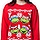 Faces Ninja Turtles Faux Christmas Sweater