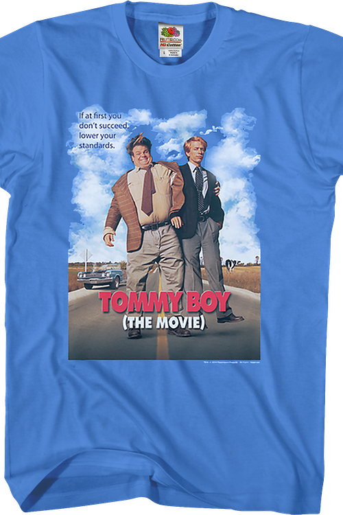 Movie Poster Tommy Boy T-Shirt