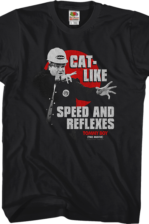 Speed and Reflexes Tommy Boy T-Shirt