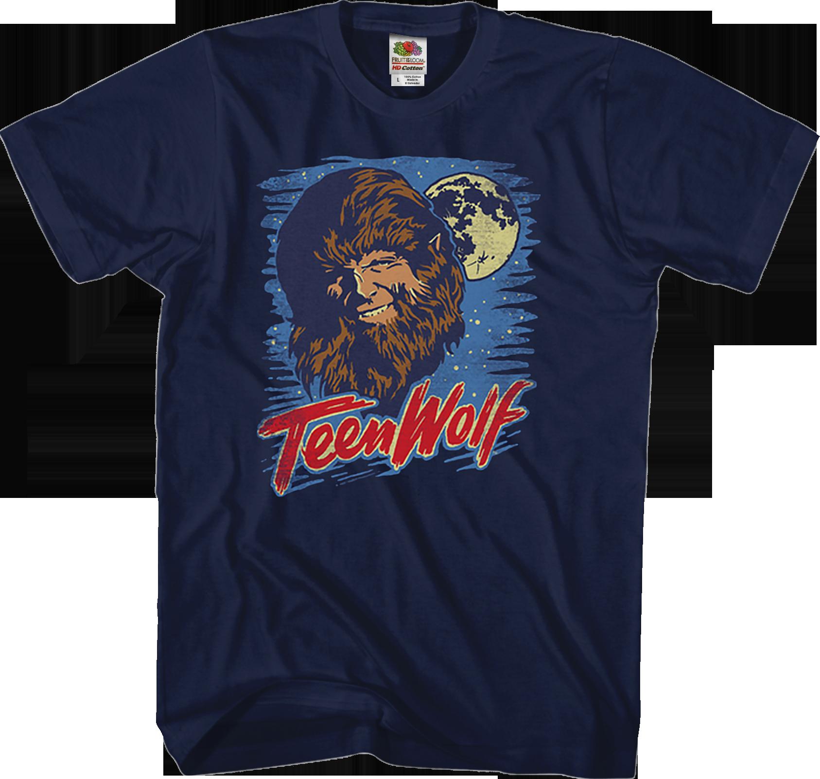 Knight Rider Full Moon Junior T Shirt