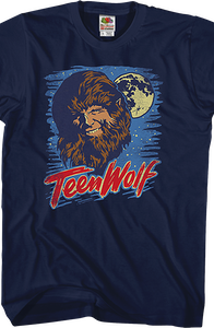 Full Moon Teen Wolf T-Shirt