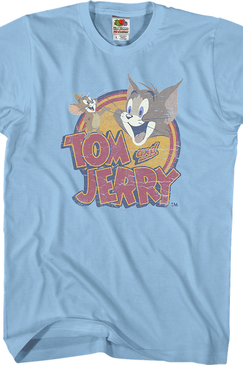 Logo Tom and Jerry T-Shirt