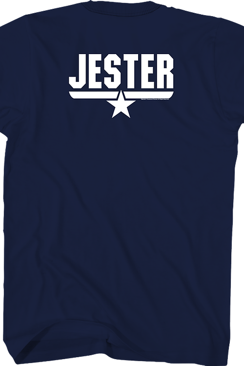 Jester Top Gun T-Shirt