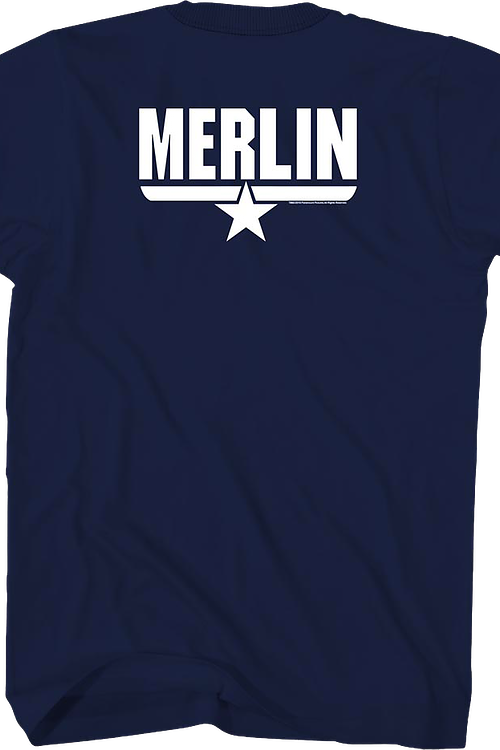 Merlin Top Gun T-Shirt