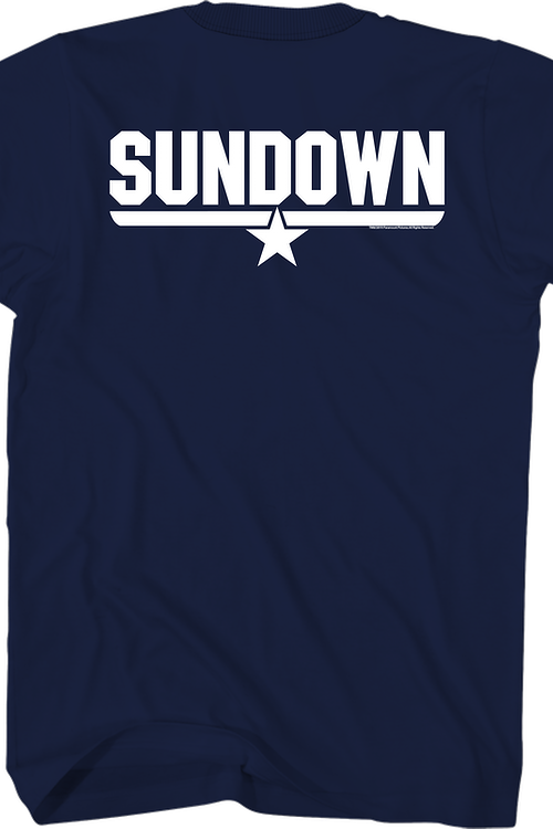Sundown Top Gun T-Shirt
