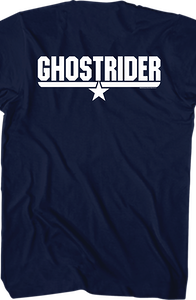 Top Gun Ghostrider T-Shirt