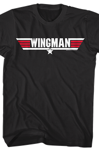 Call Name Wingman Top Gun T-Shirt