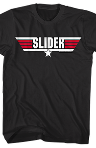 Call Name Slider Top Gun T-Shirt