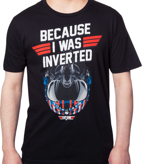 i was inverted shirt