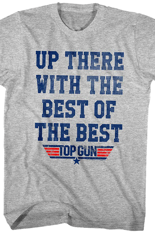 The Best of the Best Top Gun T-Shirt