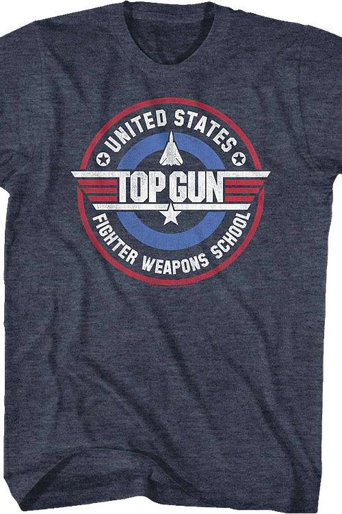 Fighter Weapons School Top Gun T-Shirt