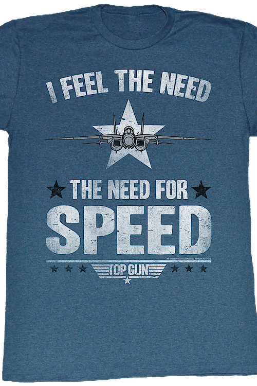 Need For Speed Top Gun T-Shirt