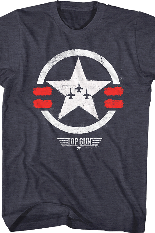 Silhouettes Top Gun T-Shirt