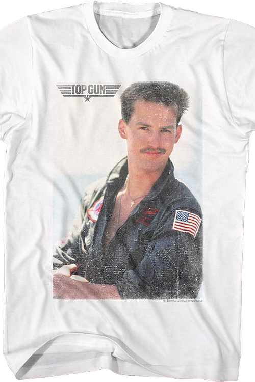 Goose Big Stud Top Gun T-Shirt