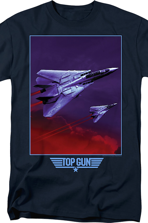 Up There With The Best Of The Best Top Gun Shirt