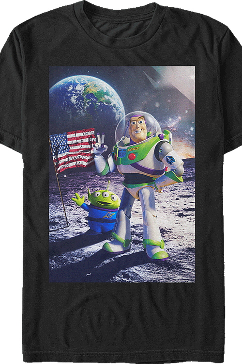 Toy Story Moon Landing T-Shirt