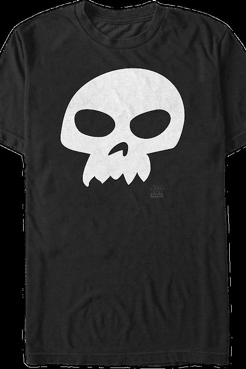 cfa325c699152a Sid Skull Toy Story T-Shirt: Disney, Pixar, Toy Story Mens T-shirt