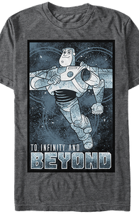 To Infinity and Beyond Buzz Lightyear T-Shirt
