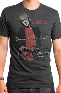 Damn the Torpedoes Tom Petty T-Shirt