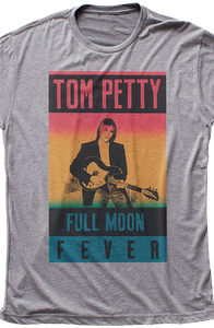 Full Moon Fever Tom Petty T-Shirt