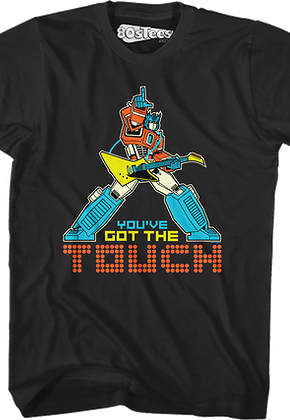 Optimus Prime Transformers: The Movie You've Got The Touch T-Shirt