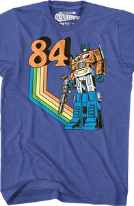 Optimus Prime 84 Transformers T-Shirt
