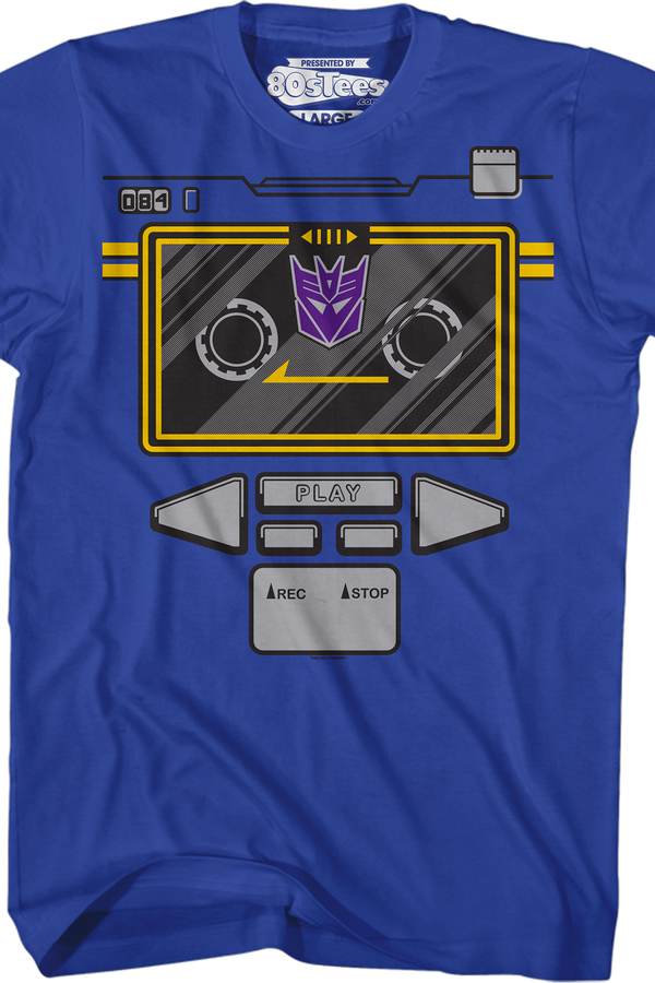 Soundwave Costume T-Shirt
