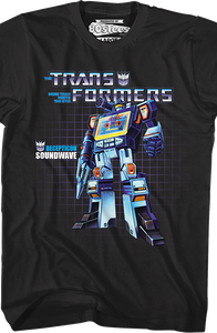 Soundwave Shirt