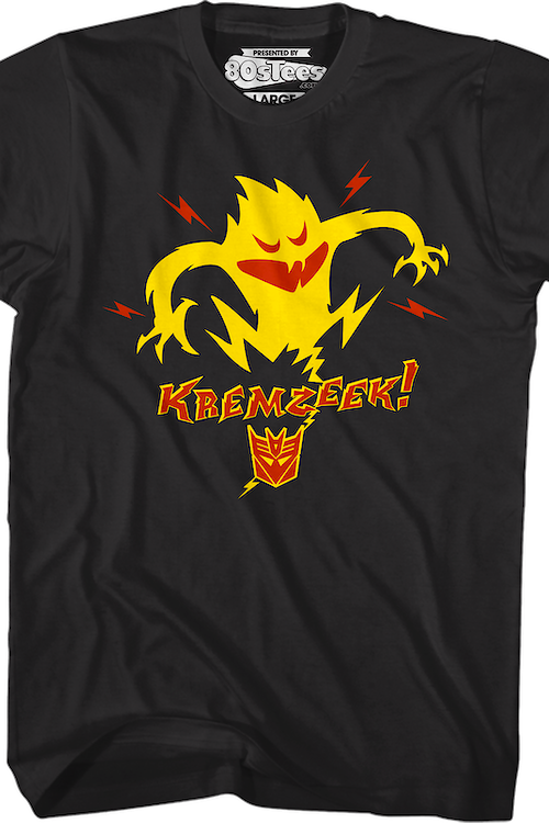 Kremzeek Transformers T-Shirt