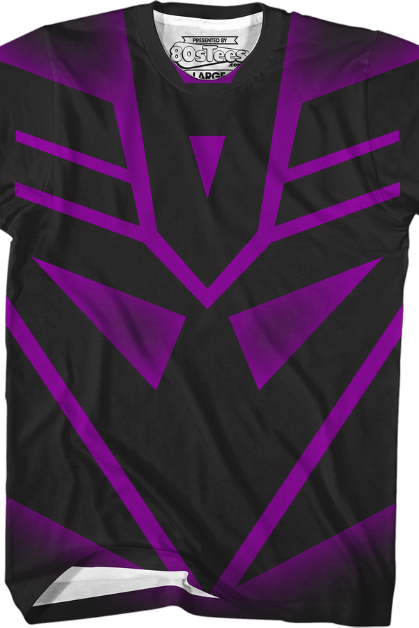 Big Decepticons Logo Transformers T-Shirt
