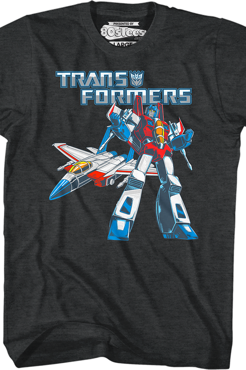 Retro Starscream Transformers T-Shirt
