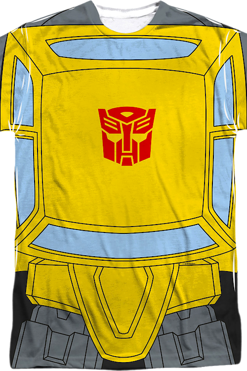 Transformers Bumblebee Costume T-Shirt