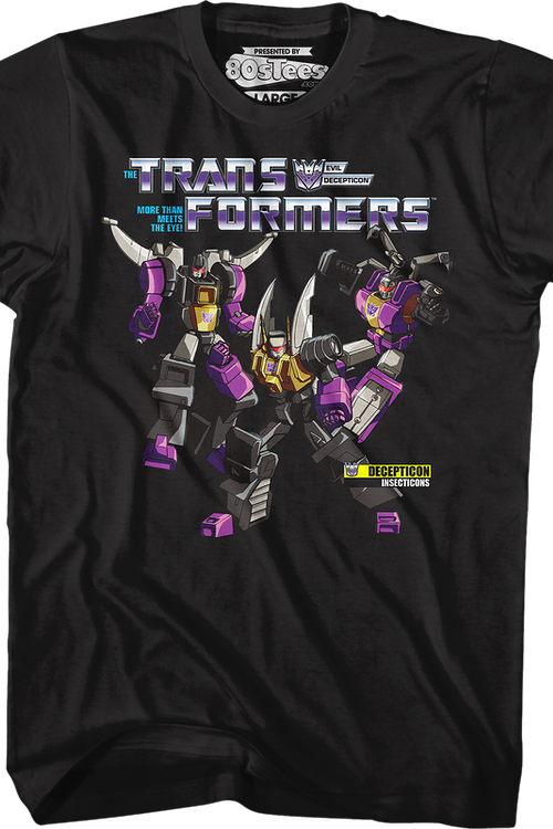 Insecticons Transformers T-Shirt
